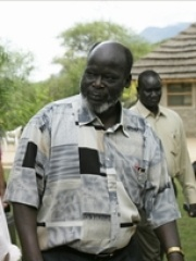 Photo of John Garang