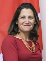 Photo of Chrystia Freeland