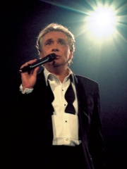 Photo of Michel Sardou