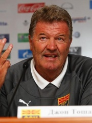 Photo of John Toshack