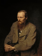 Photo of Fyodor Dostoevsky