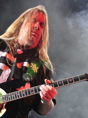 Photo of Jeff Hanneman