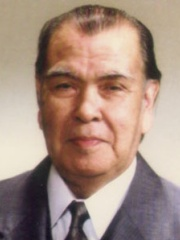 Photo of Shigeru Kayano