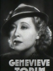 Photo of Genevieve Tobin