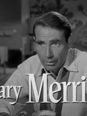 Photo of Gary Merrill