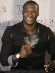 Photo of Deontay Wilder