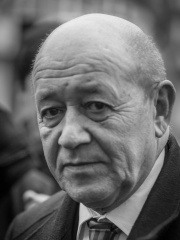 Photo of Jean-Yves Le Drian