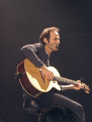 Photo of Jean-Jacques Goldman