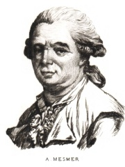 Photo of Franz Mesmer