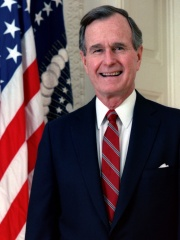 Photo of George H. W. Bush