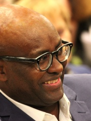Photo of Achille Mbembe