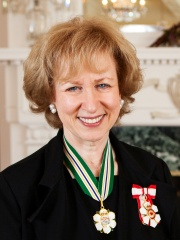 Photo of Kim Campbell