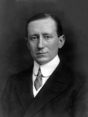 Photo of Guglielmo Marconi