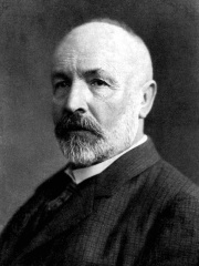 Photo of Georg Cantor