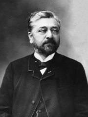 Photo of Gustave Eiffel