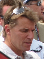 Photo of Stefan Johansson