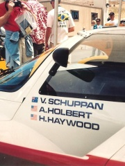 Photo of Vern Schuppan