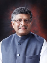 Photo of Ravi Shankar Prasad