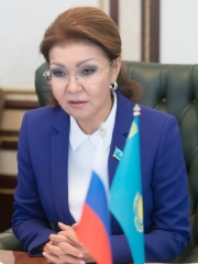 Photo of Dariga Nazarbayeva