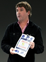 Photo of Stephen Hillenburg