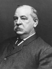 Photo of Grover Cleveland