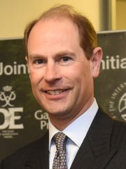 Photo of Prince Edward, Earl of Wessex