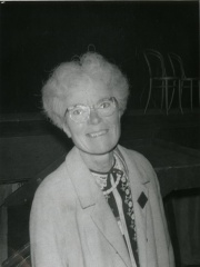 Photo of Kathleen Lonsdale