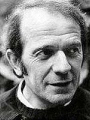 Photo of Gilles Deleuze