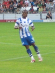 Photo of Eric Djemba-Djemba