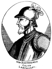 Photo of Bartholomew Columbus