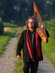 Photo of Andreas Vollenweider