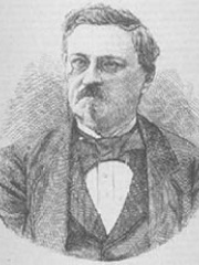 Photo of Gustave de Molinari