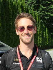 Photo of Romain Grosjean