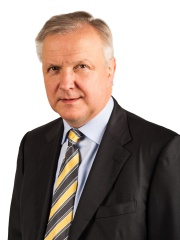 Photo of Olli Rehn