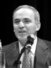 Photo of Garry Kasparov