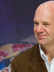 Photo of Adrian Newey