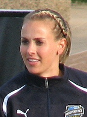 Photo of Heather Mitts