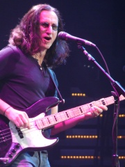 Photo of Geddy Lee