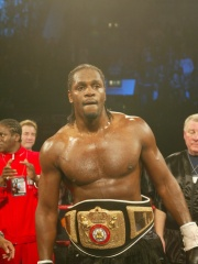 Photo of Audley Harrison