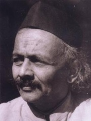 Photo of D. R. Bendre