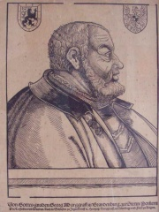 Photo of George, Margrave of Brandenburg-Ansbach