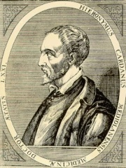 Photo of Gerolamo Cardano