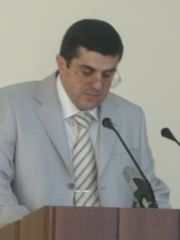 Photo of Arayik Harutyunyan