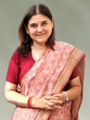 Photo of Maneka Gandhi