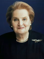 Photo of Madeleine Albright