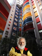 Photo of Yaacov Agam