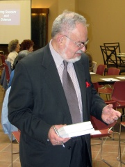 Photo of Stanton T. Friedman