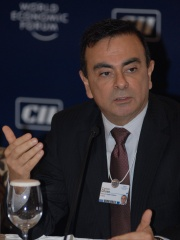 Photo of Carlos Ghosn