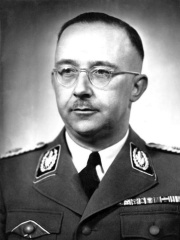 Photo of Heinrich Himmler