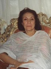 Photo of Nusrat Bhutto
